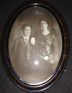 John and Dorothea Burke