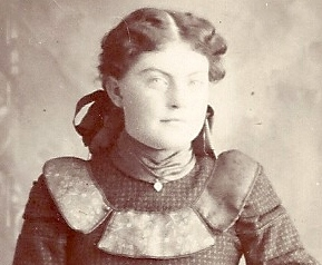 Mable Blanche (McGurn) Forquer - Donna Hundey Burke Weaver Archive, used with permission.